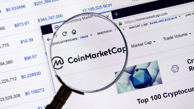 CoinMarketCap starts new program