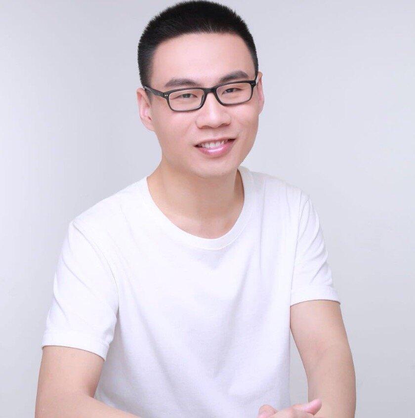 Jie Liu, founder of Beijing-based MCDEX