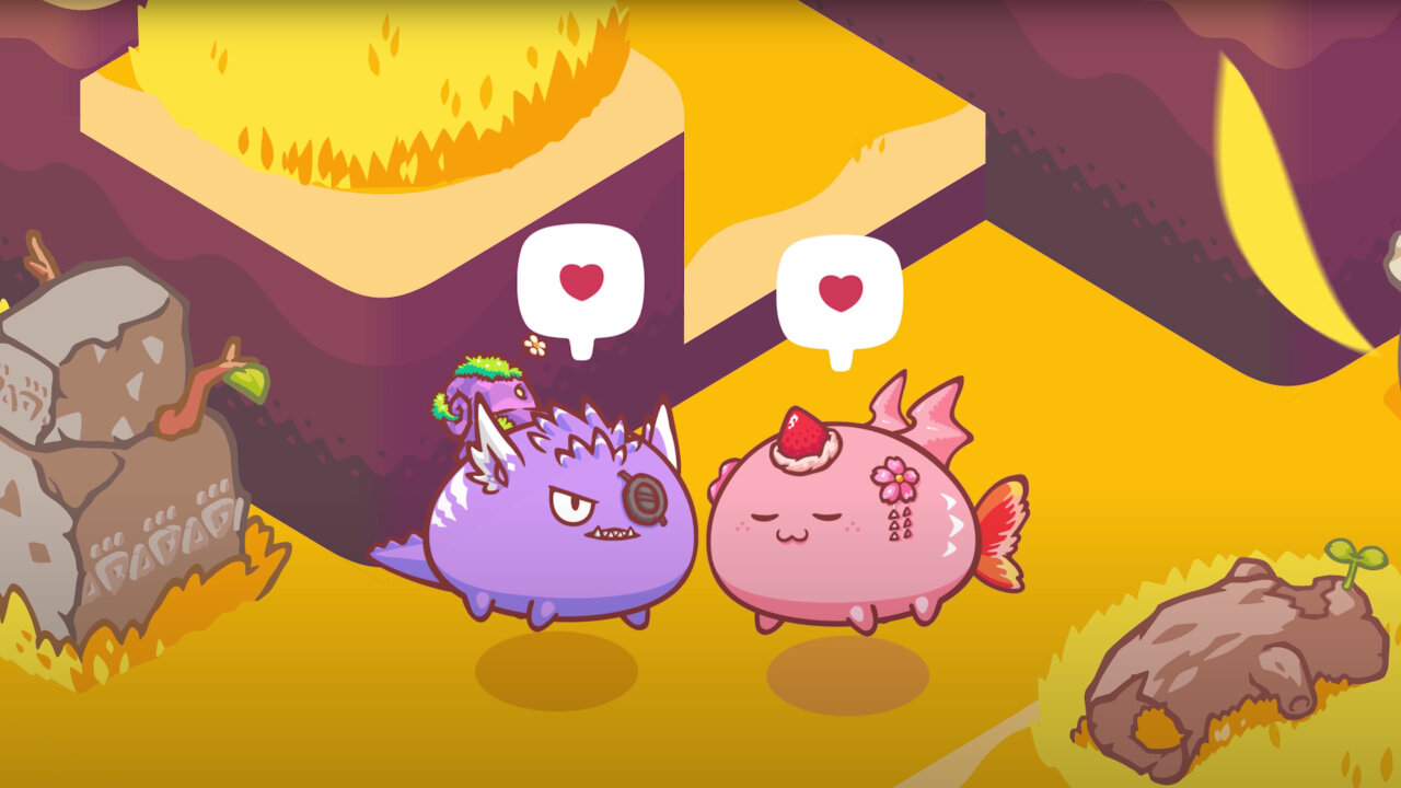 The adorable Ethereum game Axie Infinity just delivered another compelling reason to play thanks to a partnership with Digix: earn gold by playing the game.