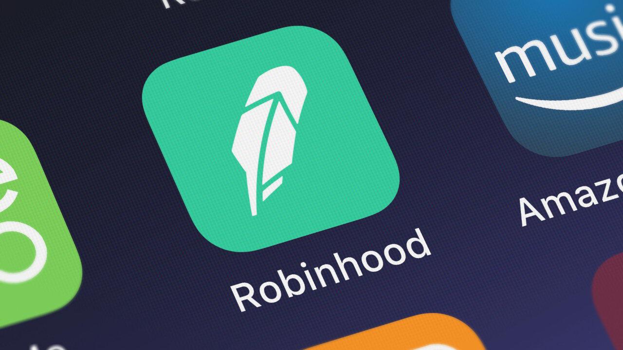 Crypto-friendly trading app Robinhood