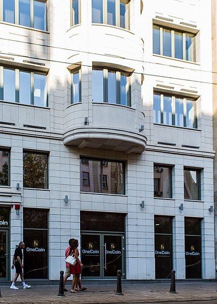 OneCoin Office Bulgaria