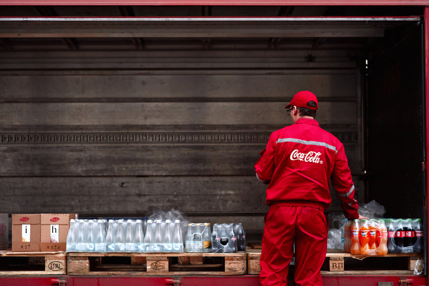 Coca-cola supply chain