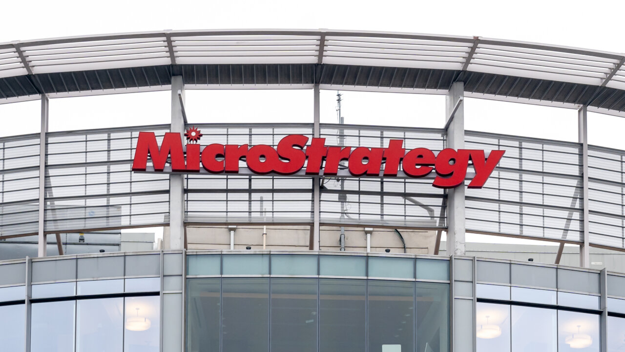 The publicly-traded MicroStrategy likes Bitcoin