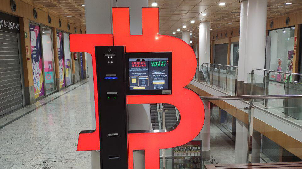 Shitcoins Cub Bitcoin ATMs in Germany