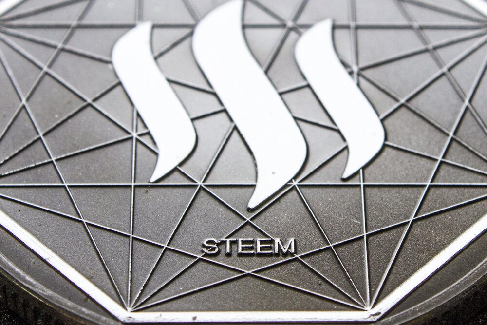 Steem tokens were mined in secret