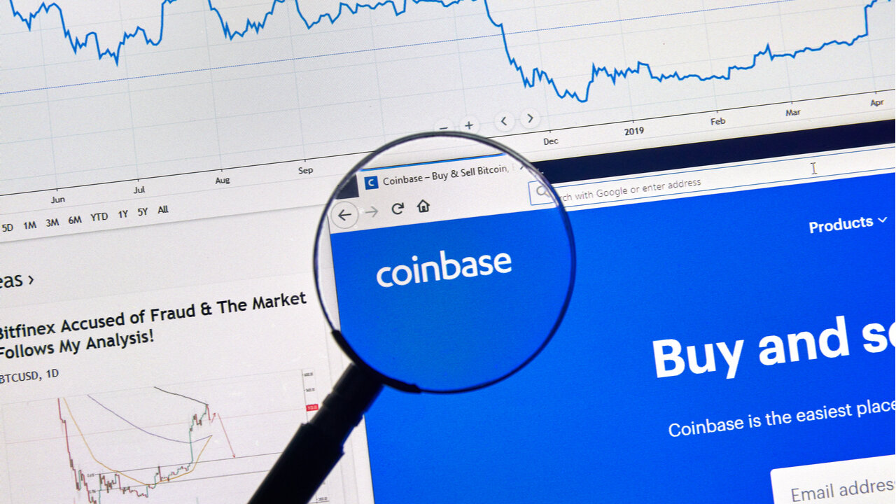 Coinbase under a magnifying glass
