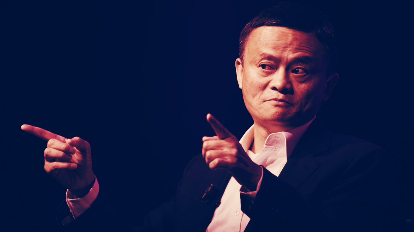 "Alibaba Founder Jack Ma: ""Digital Currencies"" Are the Future"