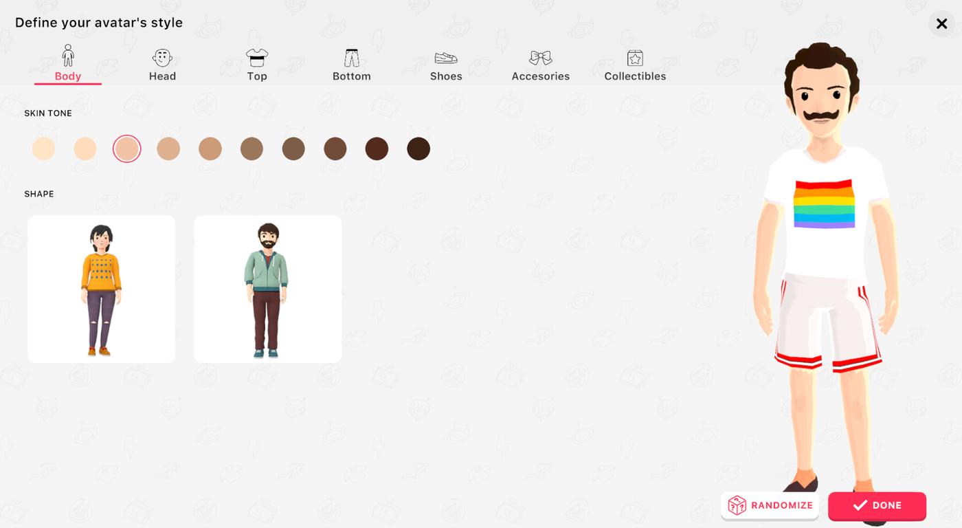 Decentraland screenshot