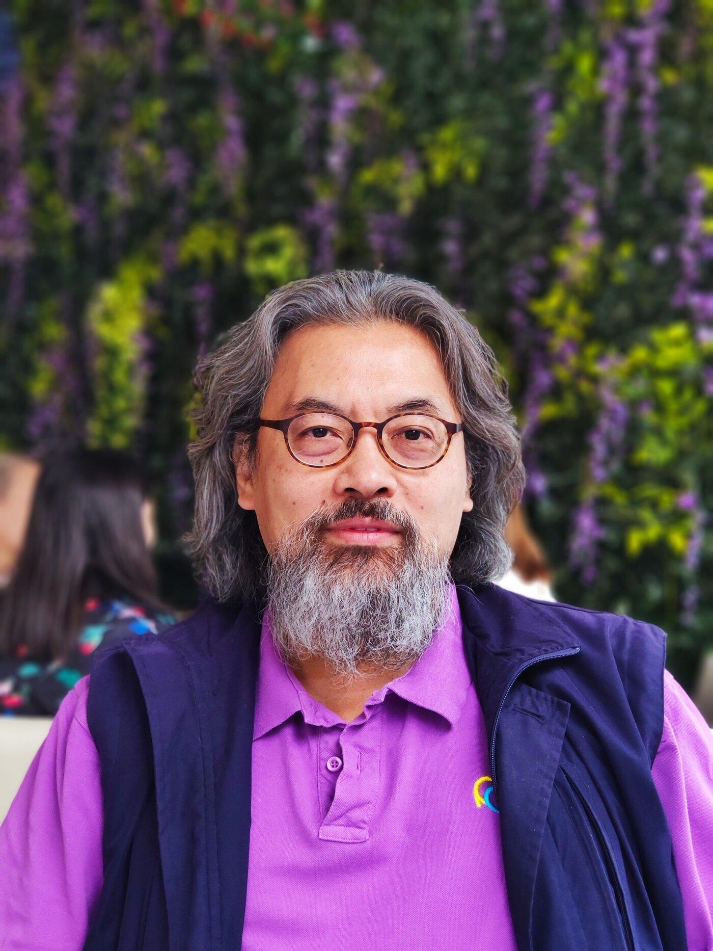 Anderesen Cheng, CEO of Post Quantum