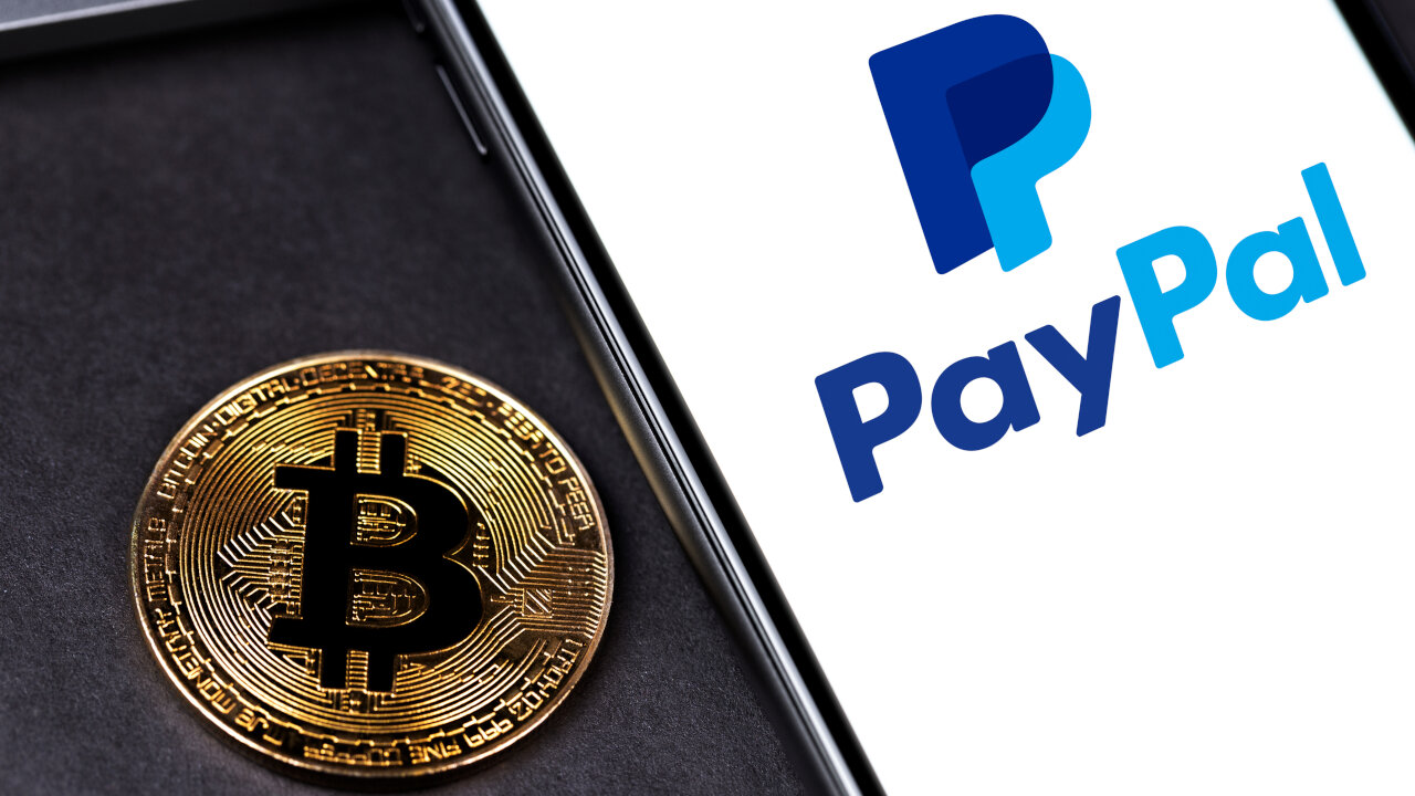 PayPal is getting in on Bitcoin.
