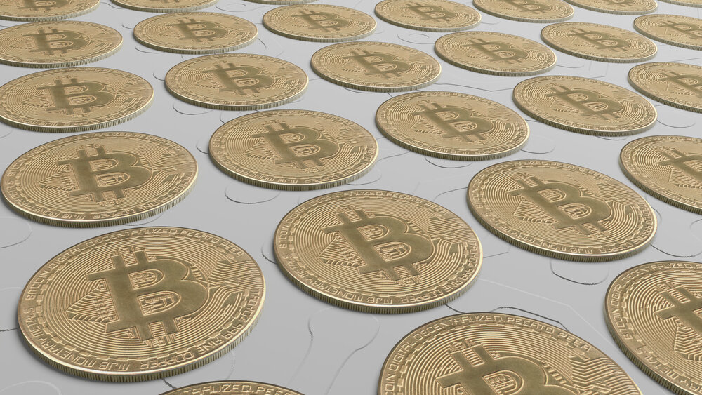 A number of Bitcoin