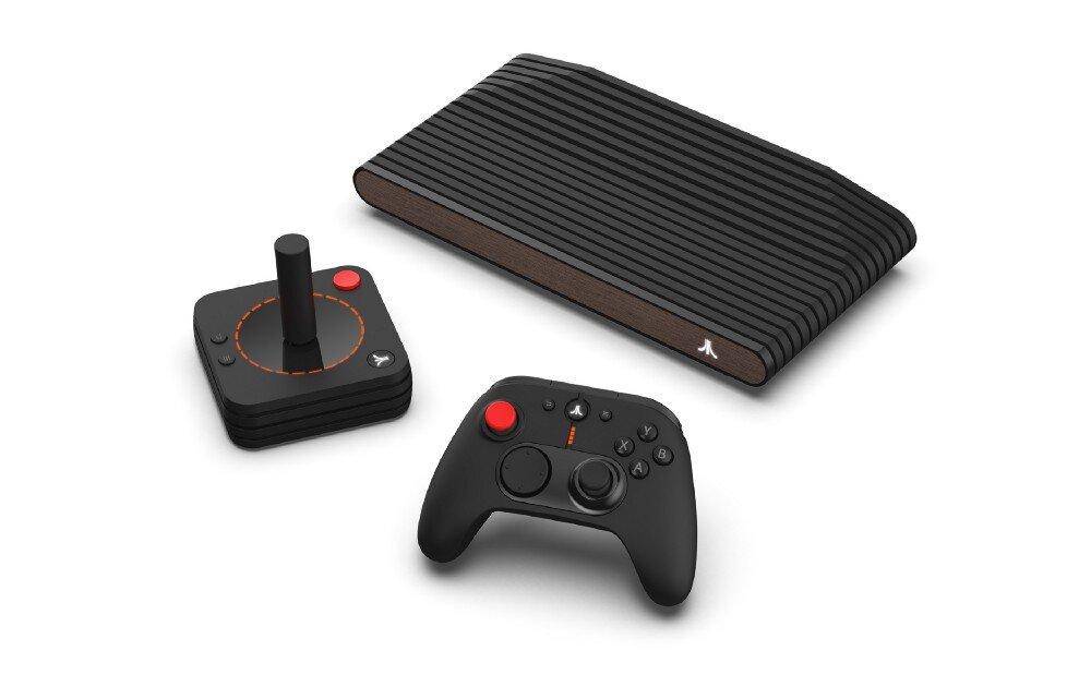 Atari's latest video console