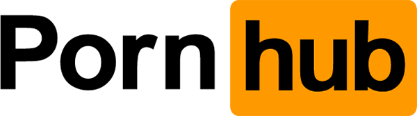 Pornhub logo White 600