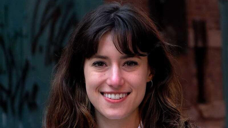 headshot of blockfi cofounder Flori Marquez