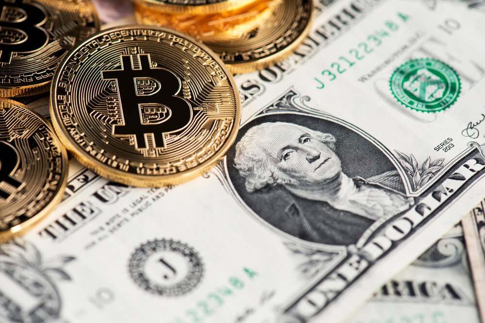Bitcoin and US Dollars