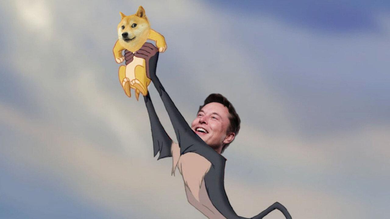 Elon Musk loves Dogecoin