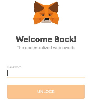 MetaMask stores your crypto