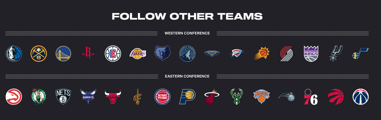 Choosing your basketball team