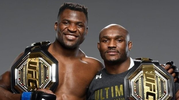 UFC champions together
