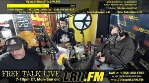 Ian Freeman Free Talk Live