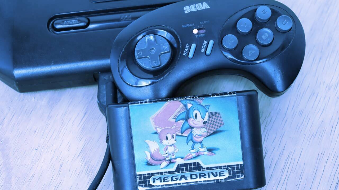 Sonic the Hedgehog Creator Sega Is Launching its Own NFTs