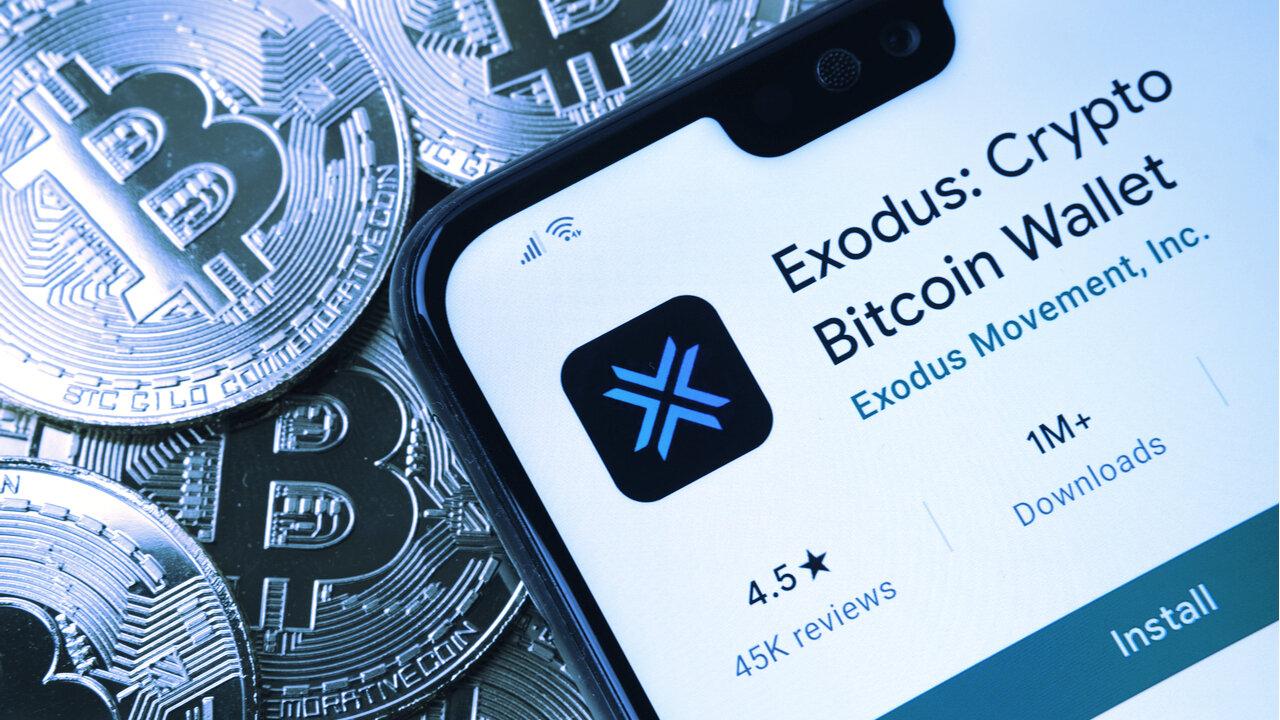 Bitcoin Wallet Exodus to Tokenize  Million in Company Stock on Algorand