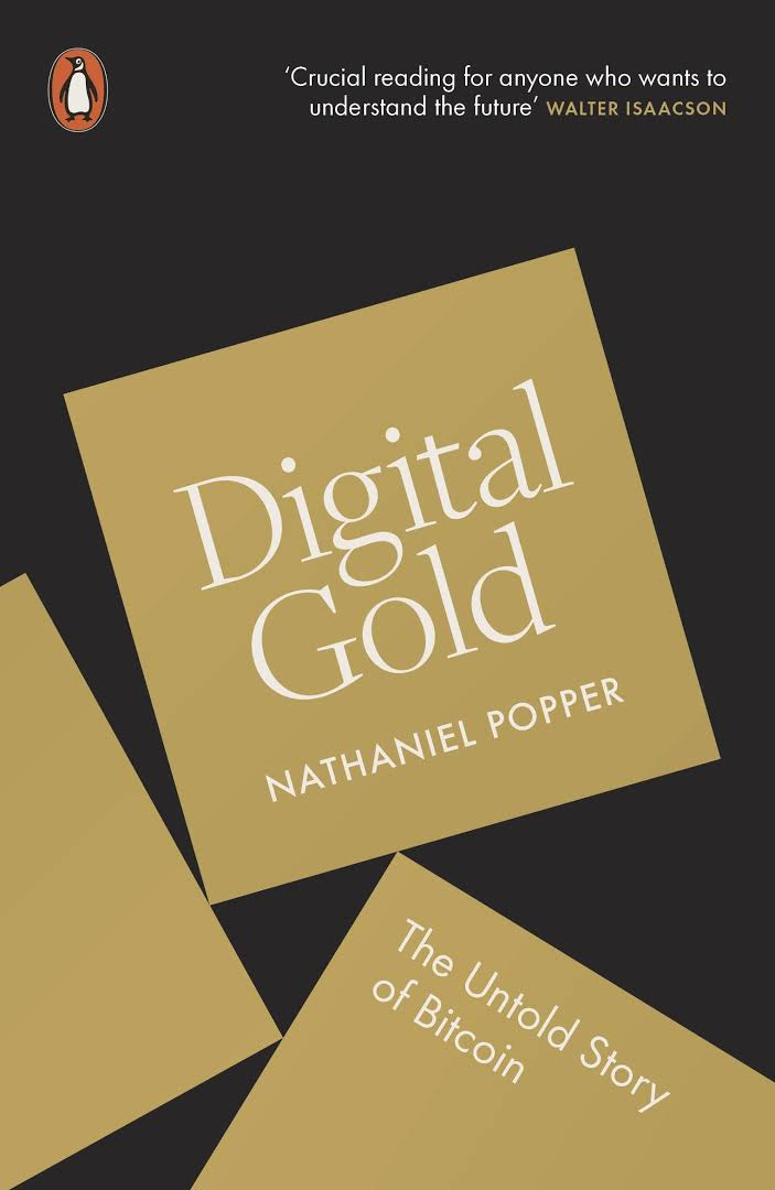 Nathaniel Popper explains blockchain in his book.