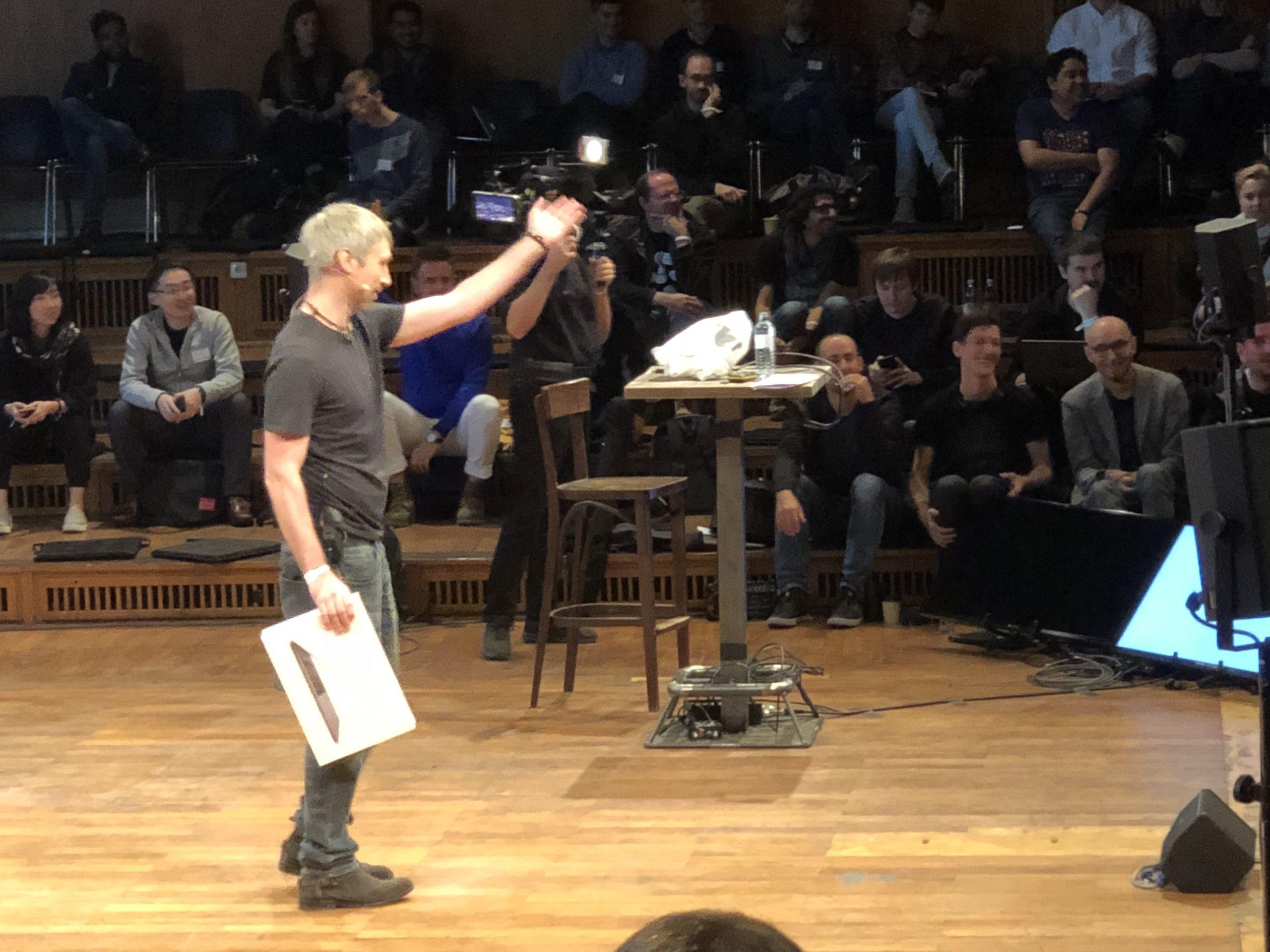 Gavin Wood: Web3 Summit