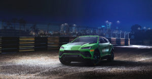Lamborghini Urus. IMAGE: Lamborghini