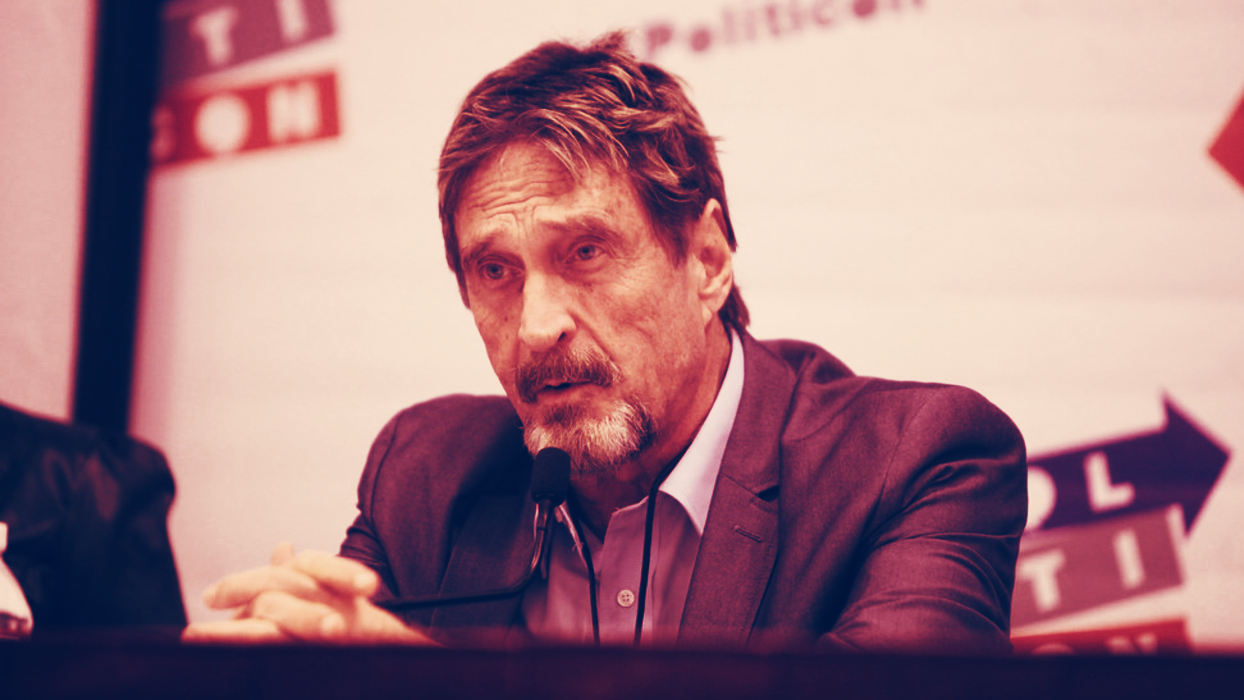 John McAfee to Be Extradited to US From Spain