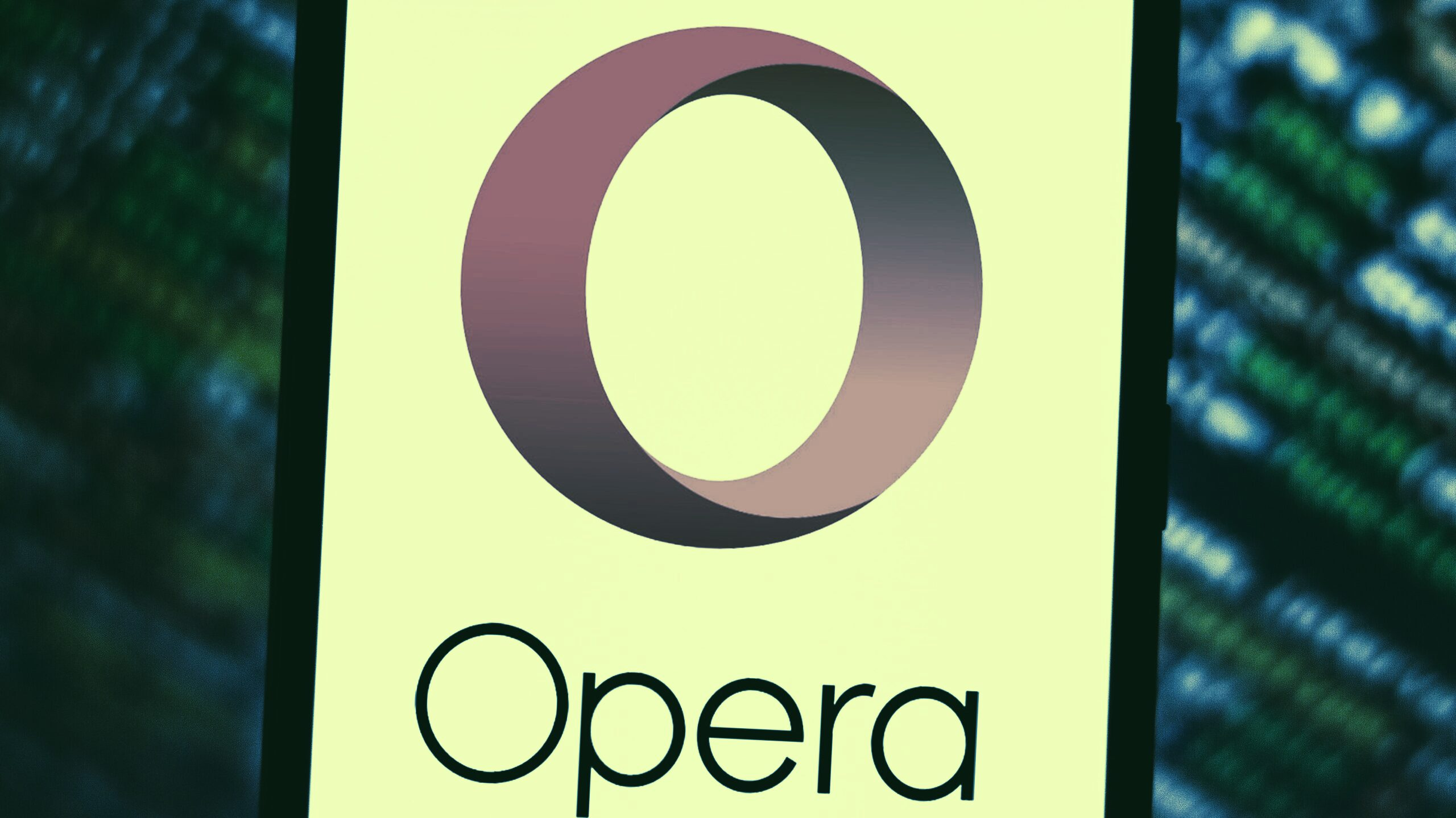 Opera Browser Integrates Unstoppable Domains