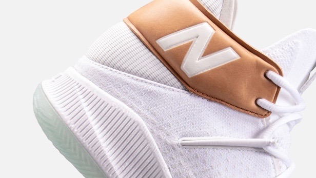 Blockchain for sneakers: New Balance pairs with basketball star for pilot