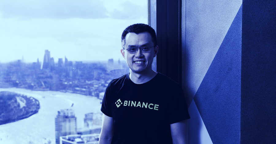 Binance CEO blames rival exchanges for DDoS attacks