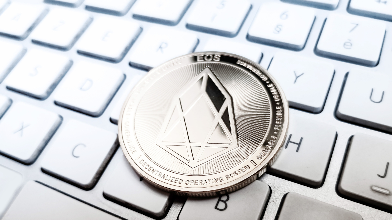 EOS, the seventh-largest cryptocurrency in the world, is now trading above $4 per coin for the first time since September.