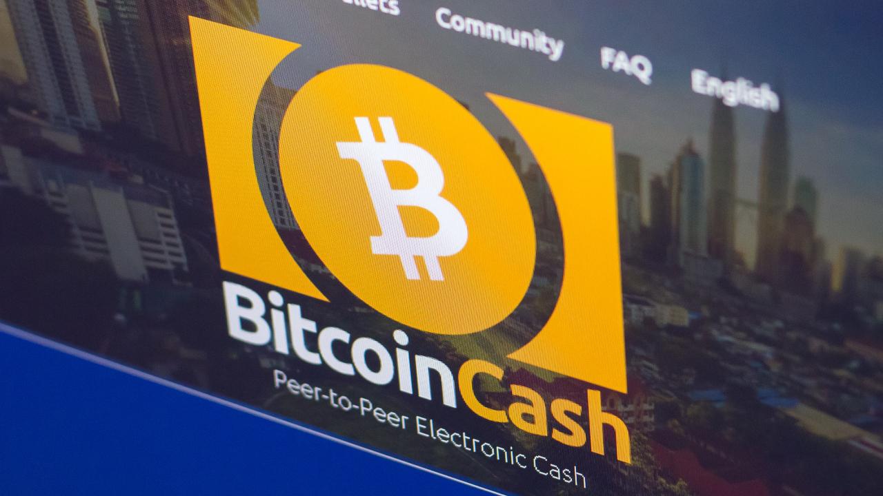 Bitcoin Cash pumps 14 percent to reach six-month high