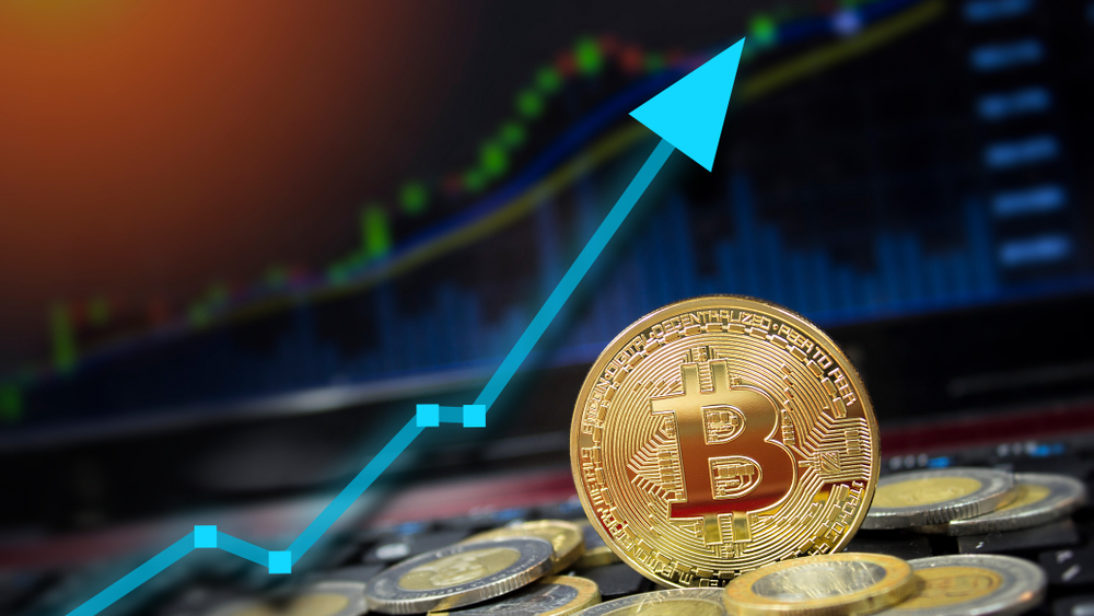 Bitcoin price shoots up but can it break through $9,000?