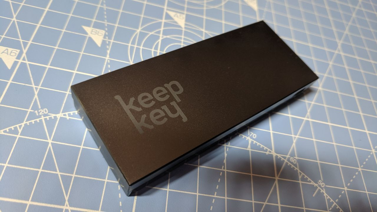 KeepKey hardware wallet