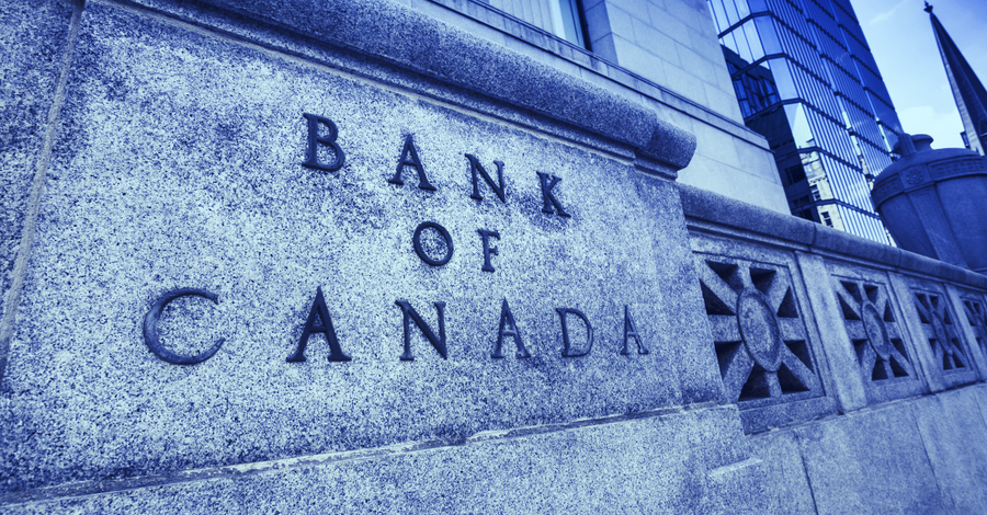 Bank of Canada is developing a digital currency as contingency