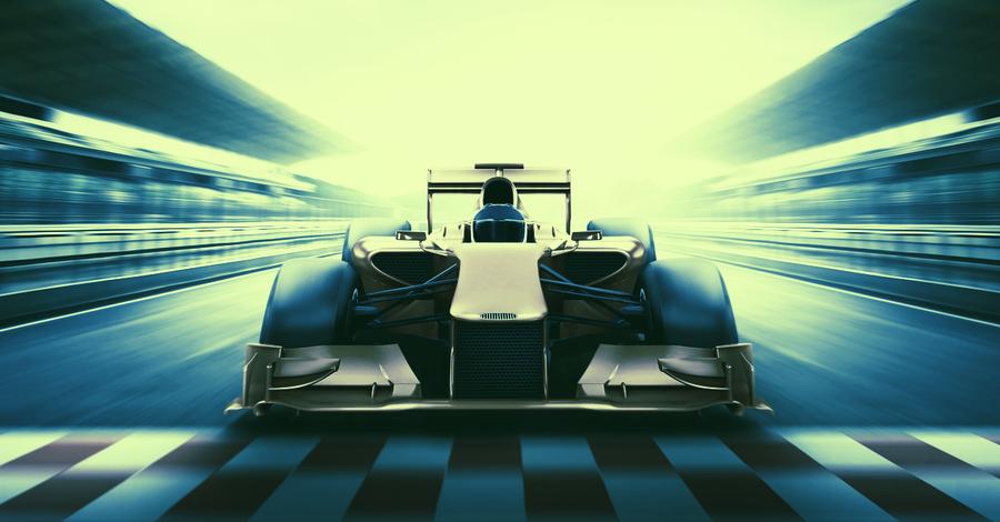 Formula 1 game kick starts crate sales for Ethereum-based items