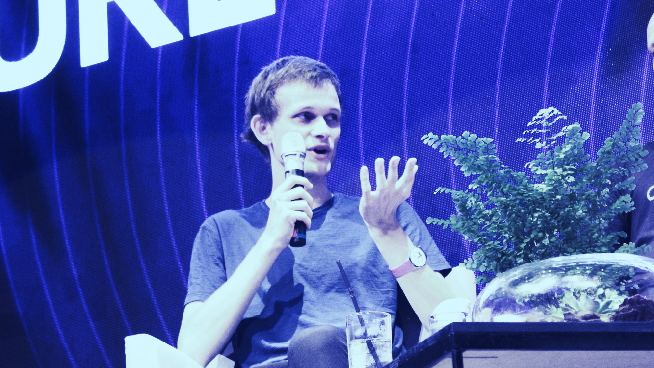 Vitalik Buterin Sold 500,000 Ethereum to Mike Novogratz for $0.99 Each -  Decrypt