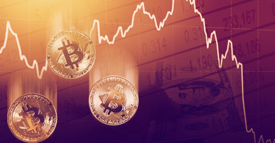 Sudden Bitcoin price drop could threaten $10,000 mark - Decrypt