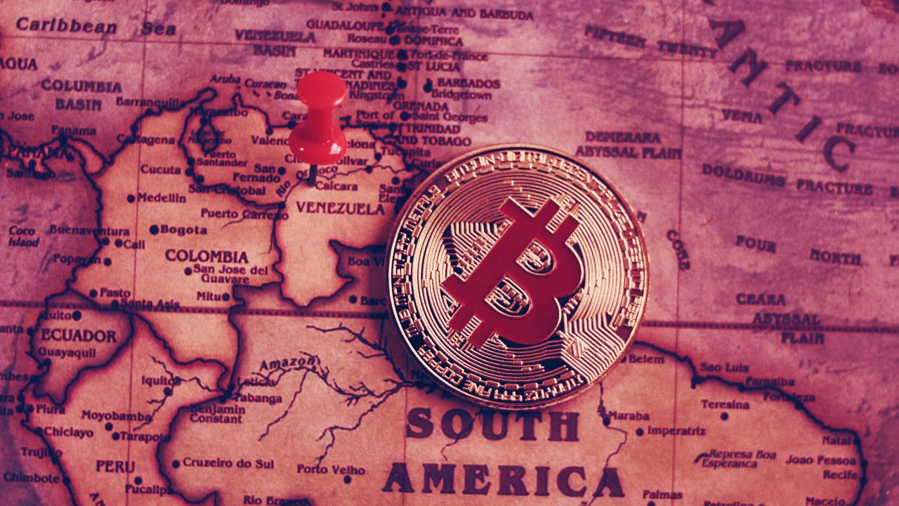 kompresas bitcoin en venesuela