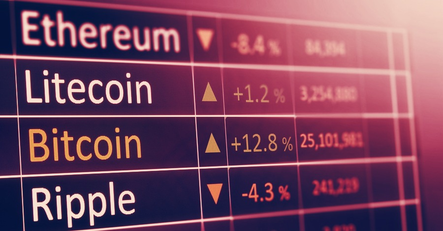 Finding the best prices across crypto markets