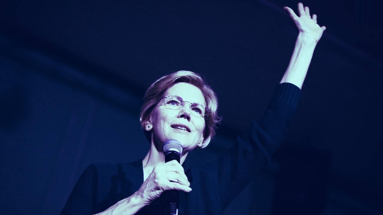 Elizabeth Warren: Crypto Industry Needs 'Rules of the Road'