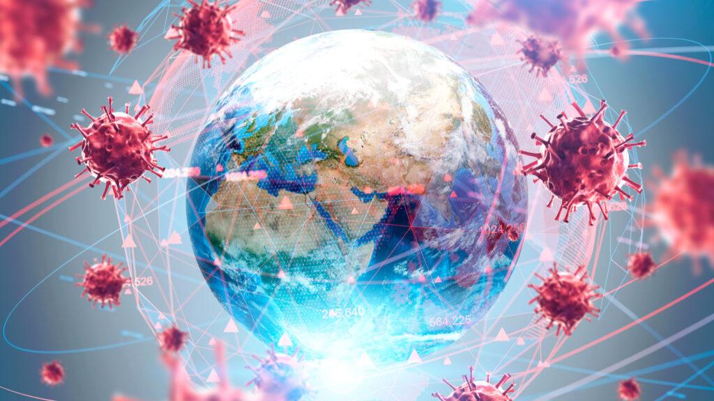 Coronavirus malware infects computers