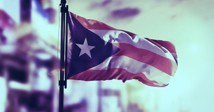 New law threatens <bold>Puerto</bold> <bold>Rico's</bold> status as crypto tax haven