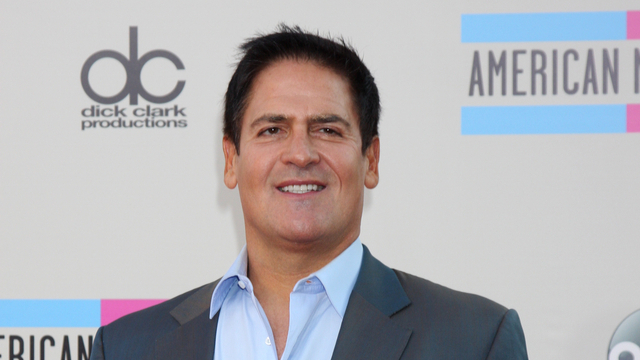 Mark Cuban talks Bitcoin