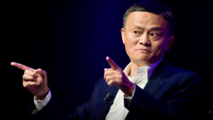 Aliababa's Jack Ma
