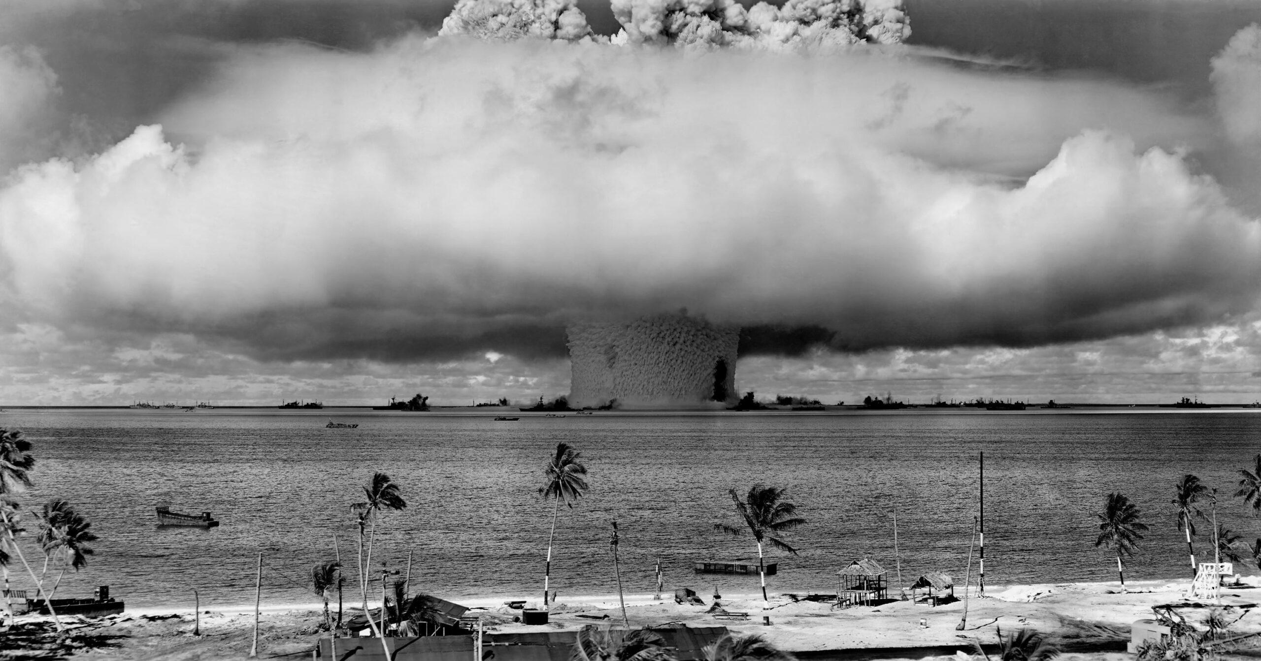 Marshall Islands nuclear testing