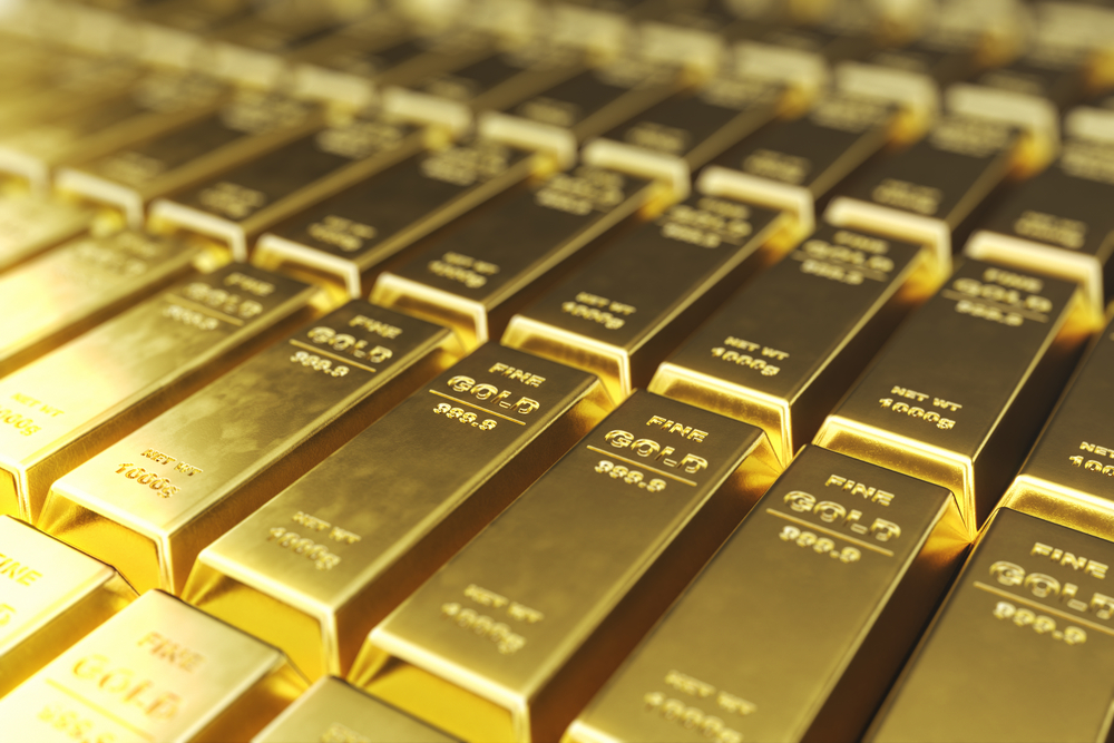 The Bank of England has over $1.2 Bn in gold bars from Venezuela